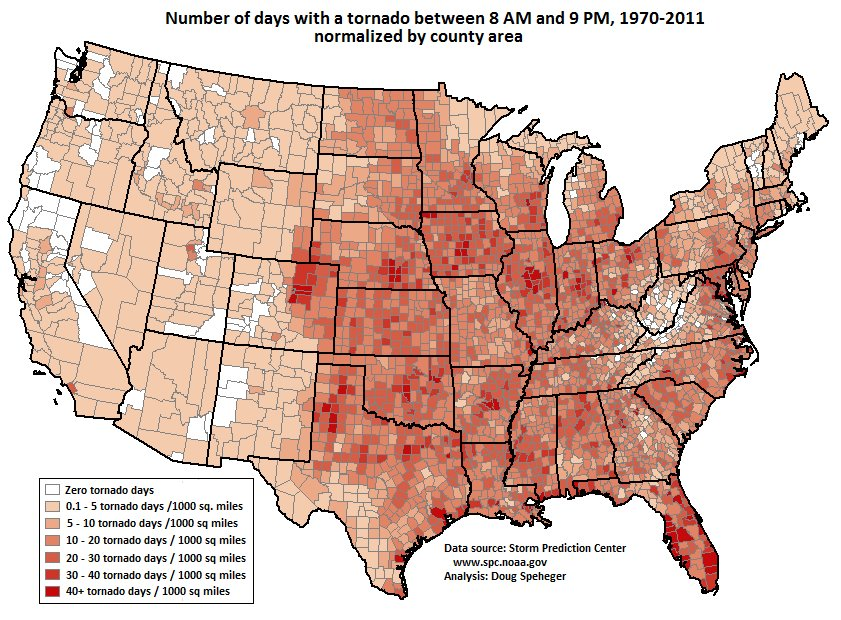 Tornadoes in Arkansas Map Tornado Day County Map